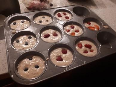 pancake muffins easy recipe